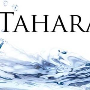 Prepping for Ramadan & Tahara Workshop