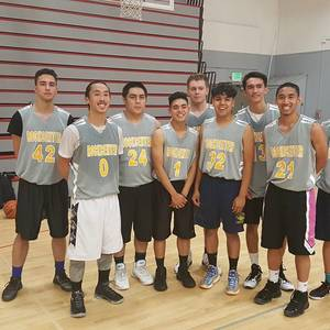 Men's Tuesday Nights Summer Basketball League