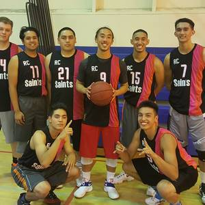 Men's Tuesday Nights Fall Basketball League