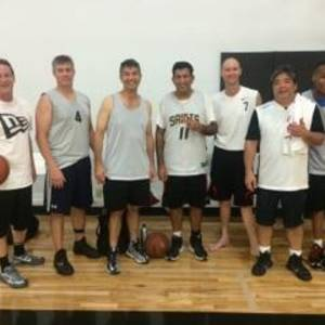 Early Morning Basketball Men's League