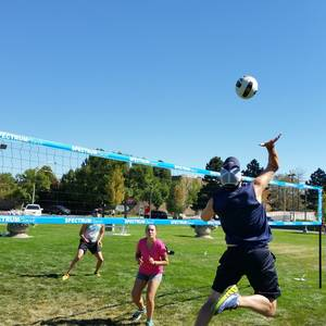 8-20 Rotating Pairs Grass Volleyball Tournament