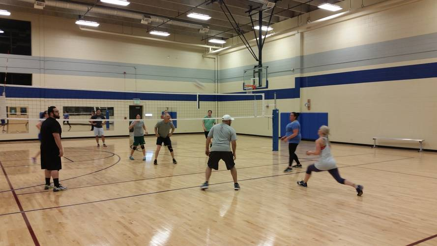 Westminster Indoor Volleyball 6's Fall 2 Session - All Divisions