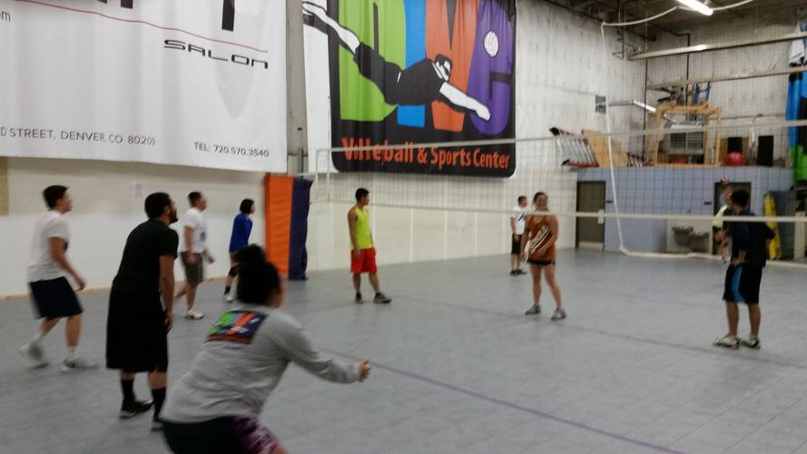 Dive Indoor Volleyball Indoor 4's Fall Session 2 All Divisions