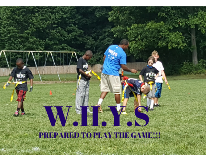 Youth Indoor Flag Football Program