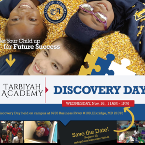 Discovery Day: November 16, 2016