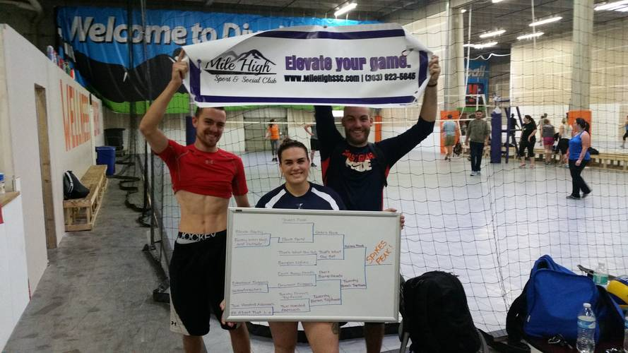 Session 1 - LoDo Tuesday Intermediate/Advanced Indoor Volleyball Coed 6s