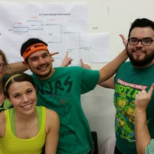 Session 1 - LoDo Tuesday Recreational Indoor Volleyball Coed 6's