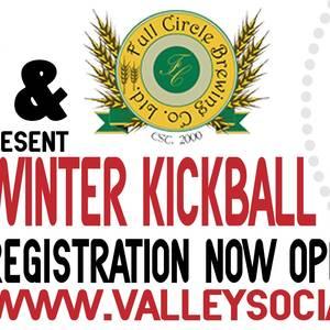 Valley Social Winter Kickball League