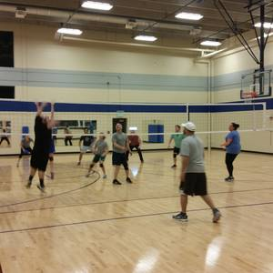 Session 1 - Denver U Friday Rec/Intermediate Indoor Volleyball Coed 6's