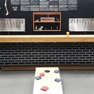 The Barebottle Cornhole League
