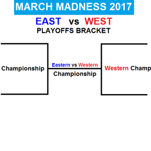 March Madness Basketball Tournament Men's Open 2017