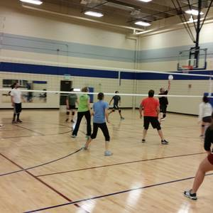 Session 2 - Westminster Monday Recreational Indoor Volleyball Coed 6's