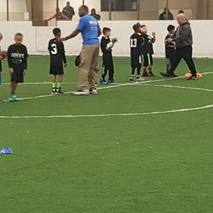 March Indoor Flag Football Program
