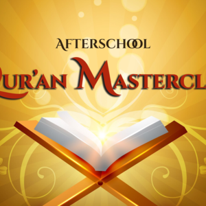 Quran MasterClass Program