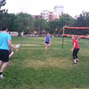 Session 2 - Sunday Sunken Gardens Grass Volleyball League ALL DIVISIONS
