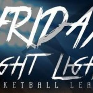 Friday Night Lights - Basketball League Copy