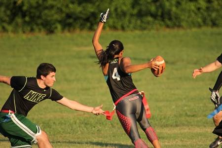 Session 3 - Wednesday DSGP Coed 8v8 Flag Football