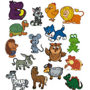 Cartoon Critters - Cartooning Workshop