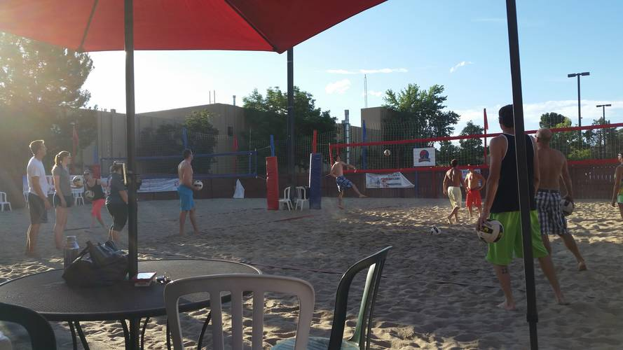 Session 3 - Sunday Sand Coed Volleyball League Beach Doubles