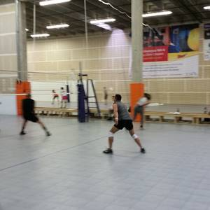 Saturday Night Drop-in @ Dive Volleyball 4/1