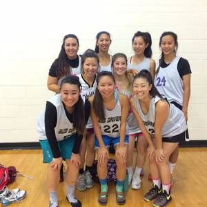 Women's Thursday Night Basketball League
