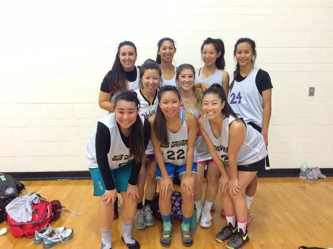 Women's Thursday Night Basketball League