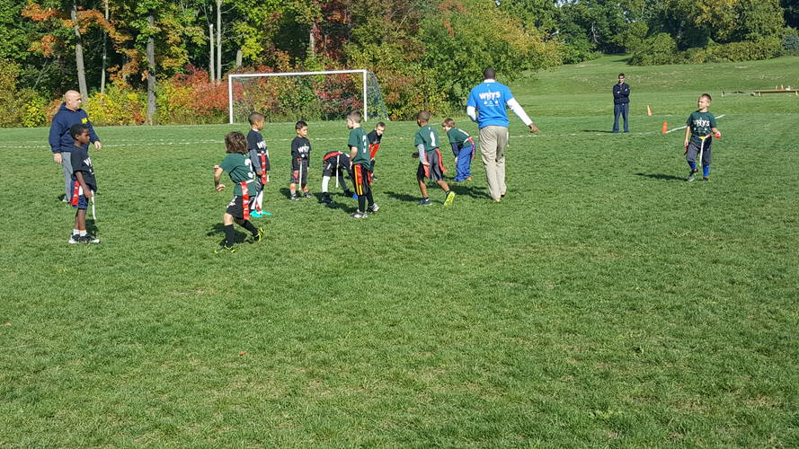 Spring 17 Youth Flag Football