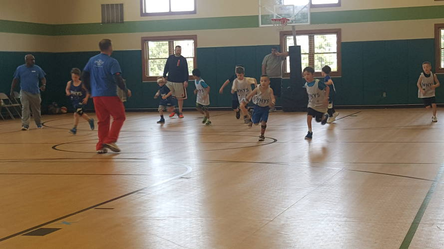 Spring 17 Youth Basketball