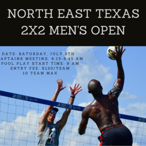North East Texas 2x2 Men's Open