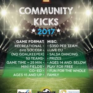 Community Kicks