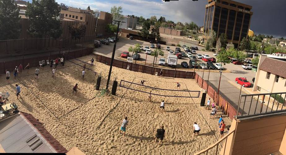 Session 4 - Wednesday Sand Coed Volleyball League