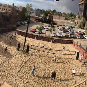 Session 4 - Thursday Sand Coed Volleyball League