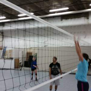 Session 4 - Tuesday Indoor Coed 4's Volleyball League