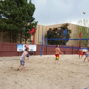 Friday Night Beach Volleyball Drop-in