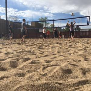 Beach Tournament - Coed Rotating Pairs