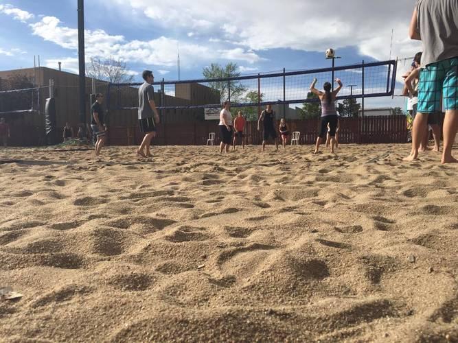 Beach Tournament - Coed Rotating Pairs
