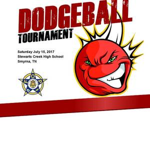 2017 Stones River FOP Charity Dodgeball Tournament