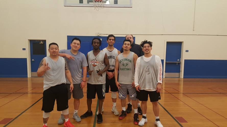 Tuesday Night Men's Basketball League