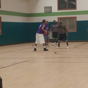 Summer 2017 Adult Basketball League