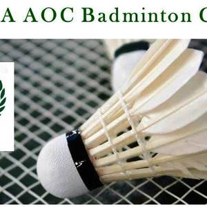 KLIA AOC Badminton Club
