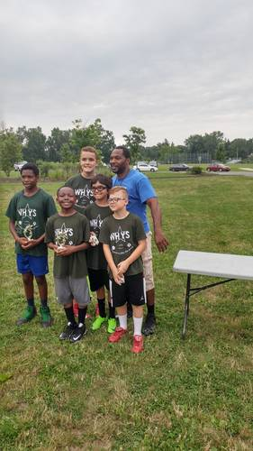 Youth Flag Football Summer 17