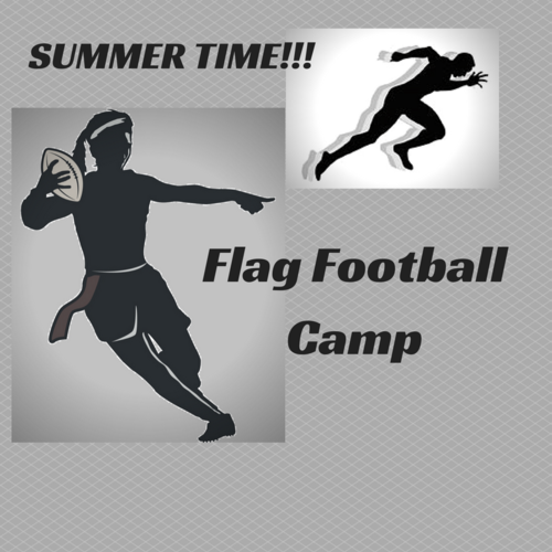 Summer Flag Football Camp 17