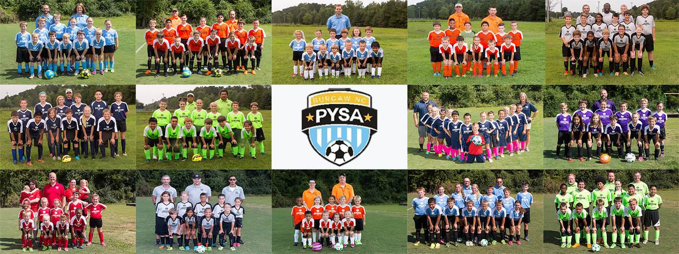 PYSA U8 Soccer (Birth year 2012 and 2013)