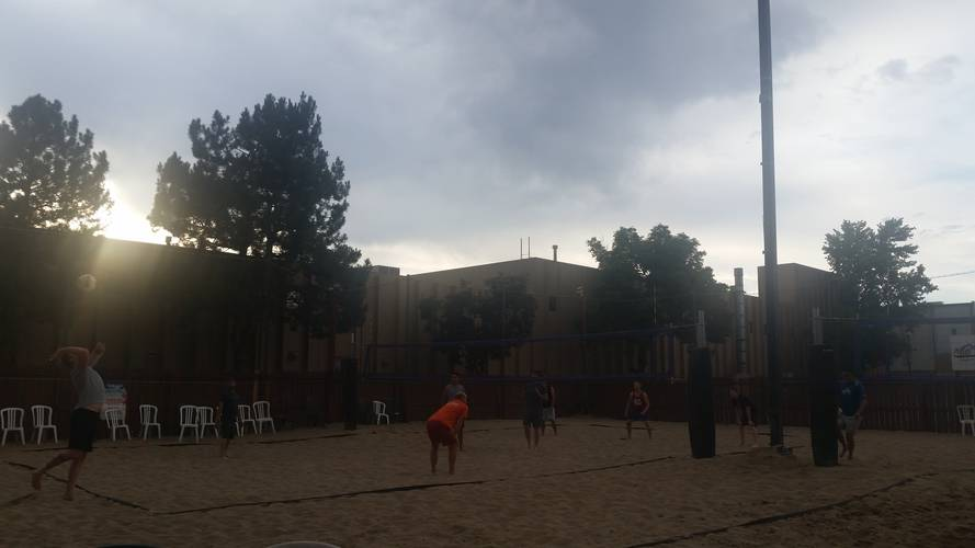 Session 5 - Monday DH Sand Men's or Women's 4's Volleyball League