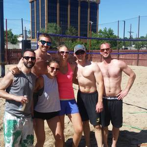 Session 5 - Tuesday Sand Coed Volleyball League