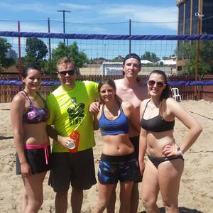 Session 5 - Wednesday Sand Coed Volleyball League
