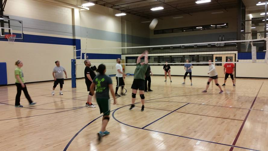 Session 5 - Westminster Thursday Advance Indoor Volleyball Coed 6's