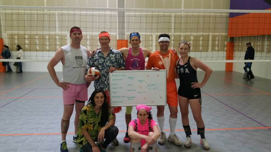 Session 5 - Denver Wednesday Recreational Indoor Volleyball Coed 6's