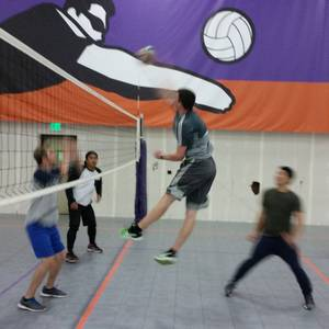 Session 5 - Denver Thursday Recreational Indoor Volleyball Coed 6's