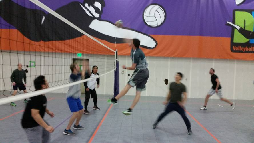Session 5 - Denver Saturday DH Intermediate Indoor Volleyball Coed 6's